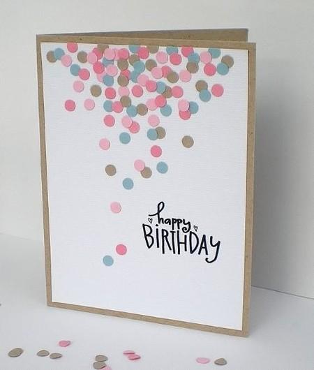 оригинальные открытки своими руками на день рождения лучшей подруге